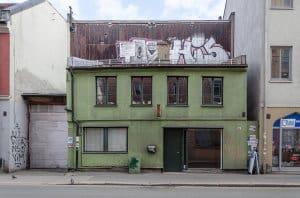 שיפוץ בניינים ישנים