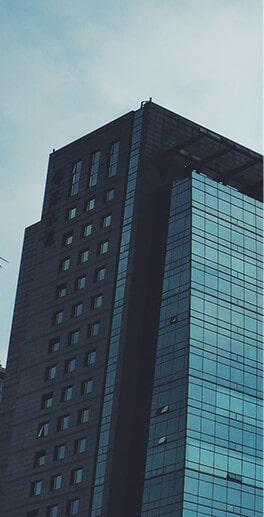 צביעת בניין משרדים