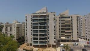 חיזוק מבנים בתל אביב